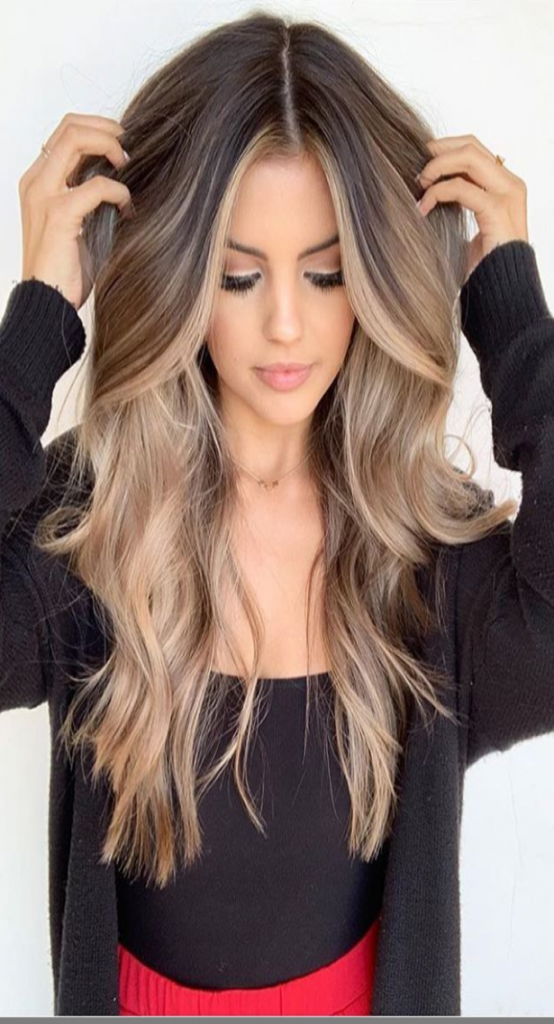 24 Natural Curly Wavy Hair Style Ideas For Long Hair
