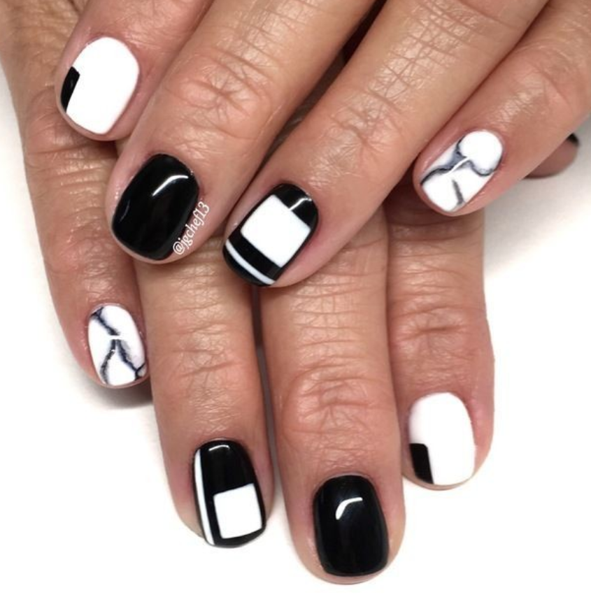 80+ Trendy White Acrylic Nails Designs Ideas To Try