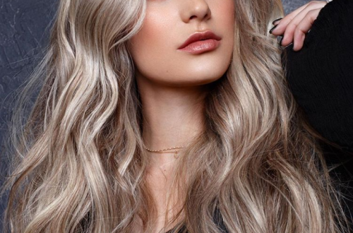 33 Hottest Blonde Balayage Highlights With Layers For Long Hair Design Ideas