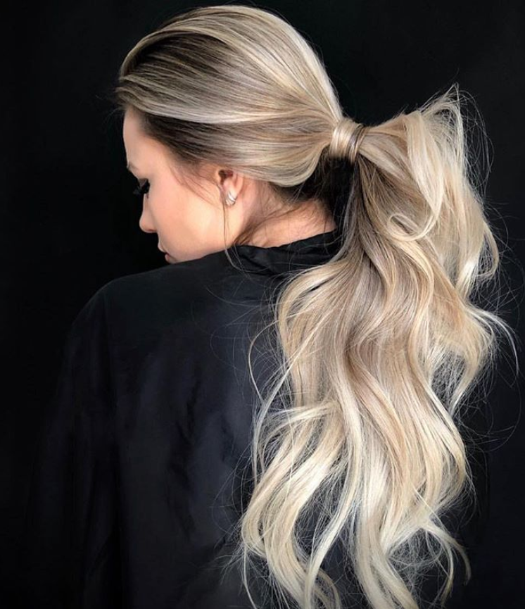 70+ Stunning Easy Ponytail Hairstyle Design Inspiration