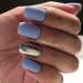 50 Stunning Matte Blue Nails Acrylic Design For Short Nail