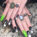 82 Trendy Acrylic Coffin Nails Design For Long Nails For Summer