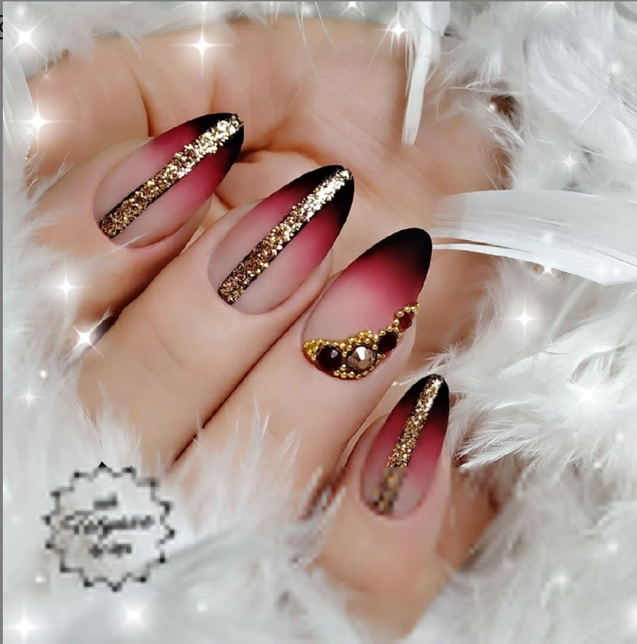 56 Pretty Short Acrylic Nails Ideas That Look Natural For Spring