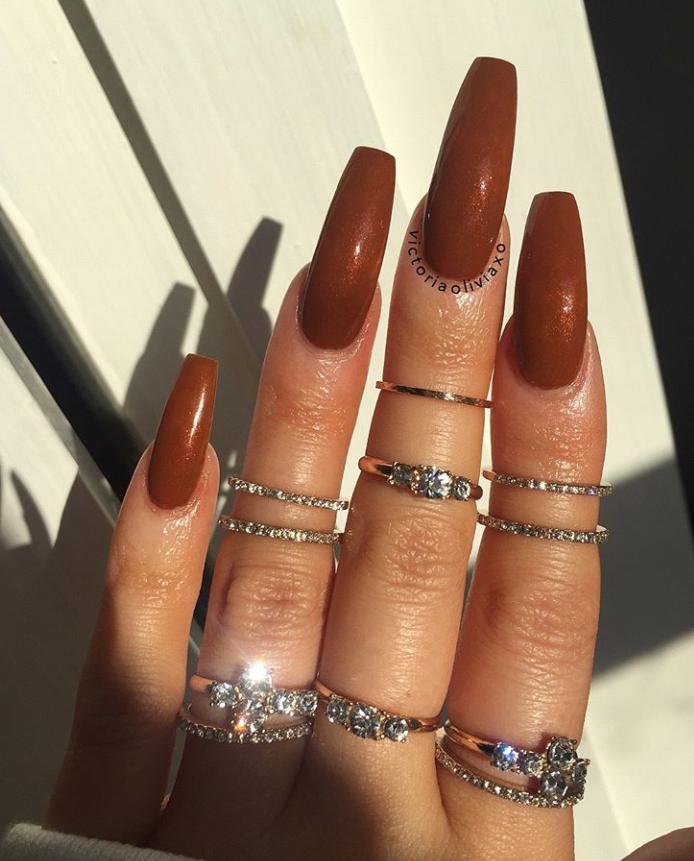 Pin on Nails by Becka