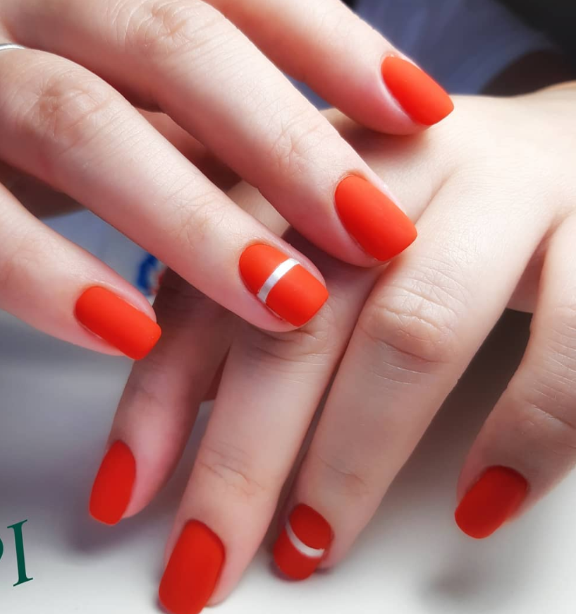 56 Hottest Natural Matte Short Nails Design Ideas Spring & Summer
