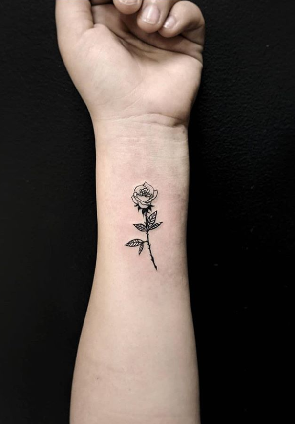 20 Pretty Small Wrist Placement Tattoo Ideas For Woman