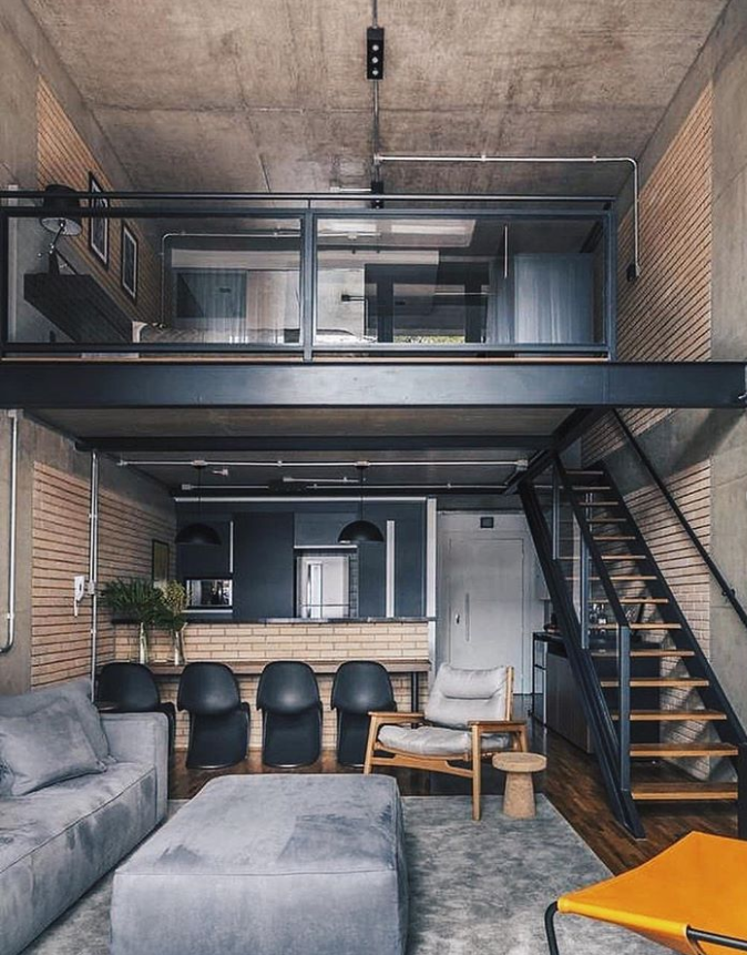 40 Awesome Cozy Loft Apartment Decorating Ideas On A ...