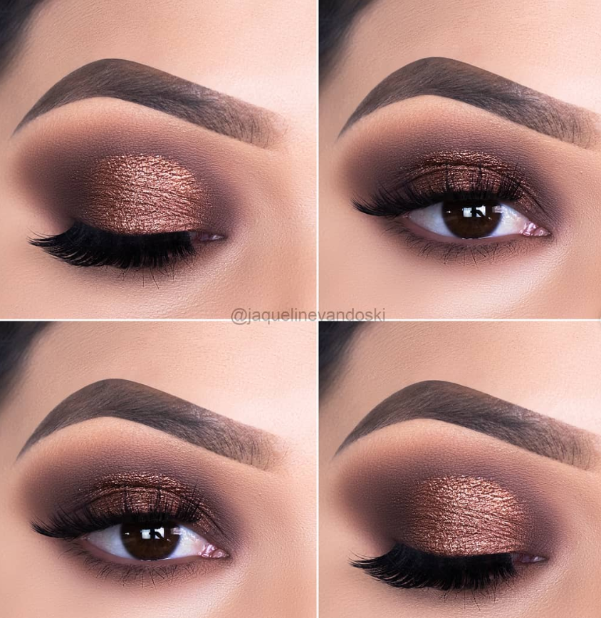 Easy Steps For Sexy Prom Eye Makeup Looks Ideas In 2019