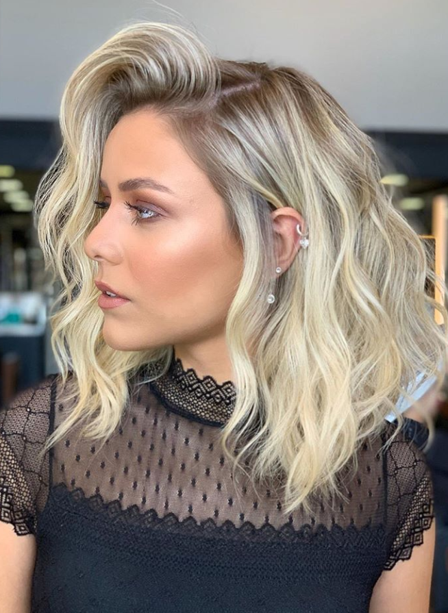 21 splendid medium length hairstyles for thick hair  page