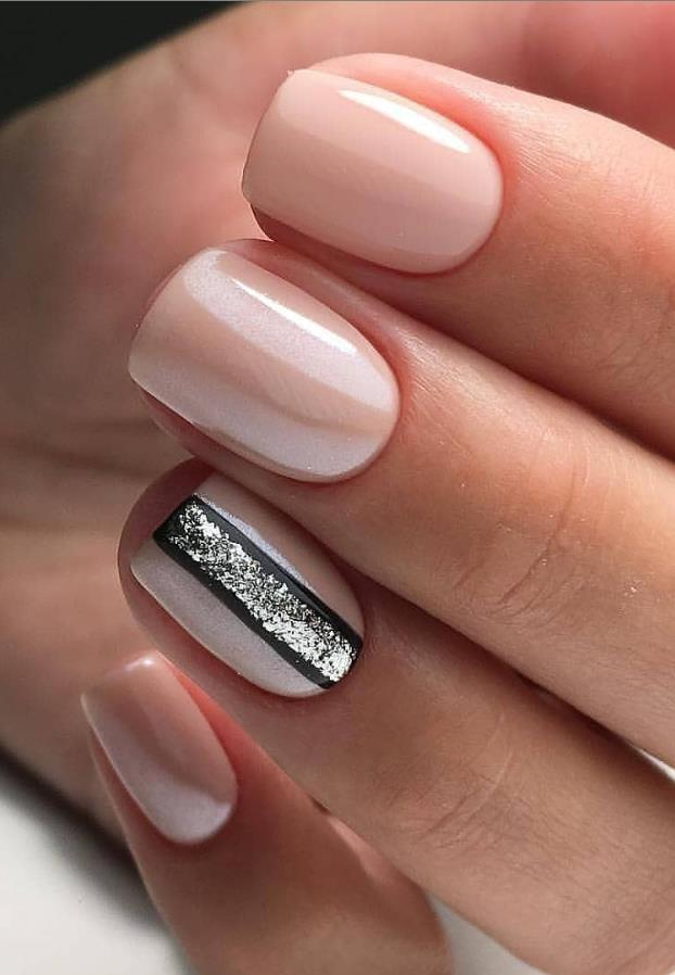 Spring Nails Ideas for Short Almond Nails in 2021