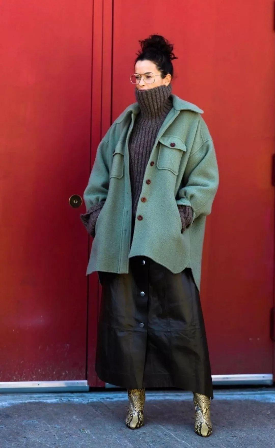 春天的小外套已备好,就等可以出门的通知啦!