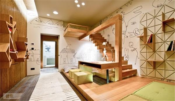 【小户型必备】没有Loft公寓,我就要整Loft式床!