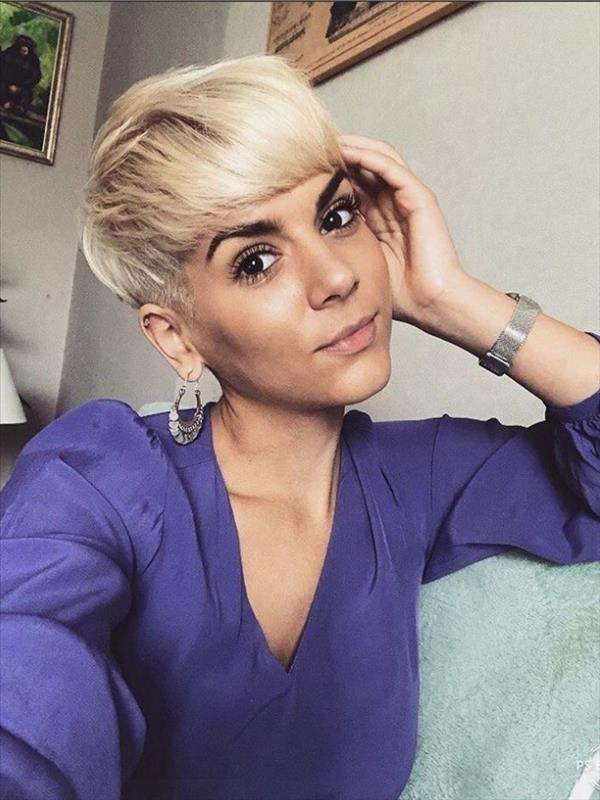 How to style your short pixie haircut design to be cool and stylish?
