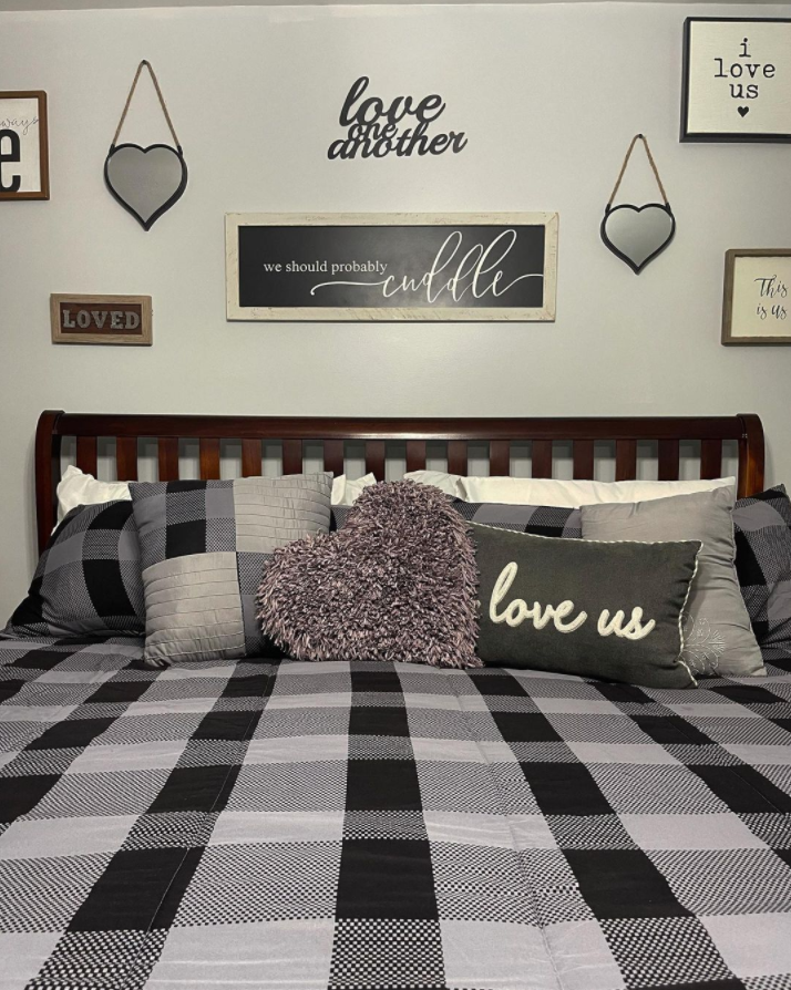 18 creative wall decorations for master bedroom for 2021