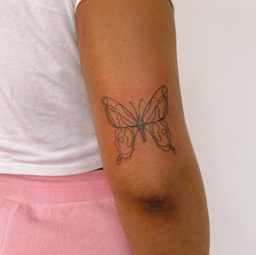18 best butterfly tattoo designs you can try this summer